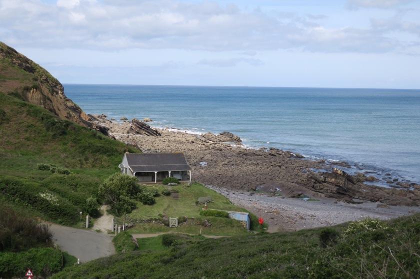 Millook Luxury Beach Hut