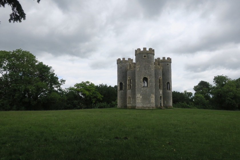A jolly folly, nr Henbury
